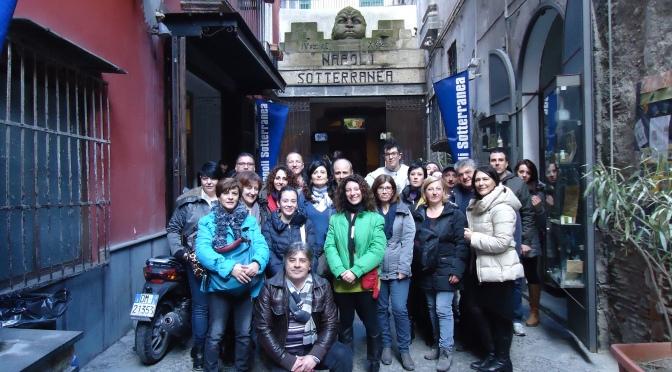 Trekking urbano – Napoli sotterranea