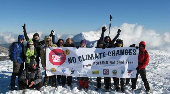 marcia per il clima – domenica 29 novembre 2015