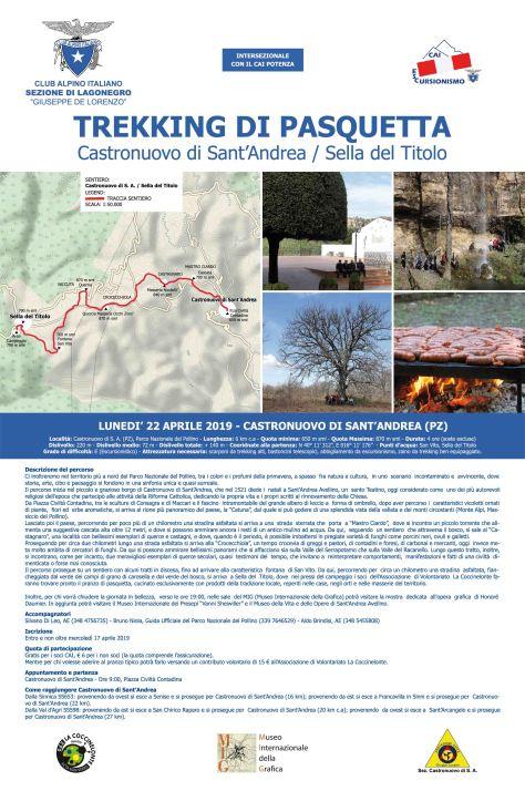 TrekkingDiPasquetta 22Apr'19 (LAGONEGRO)